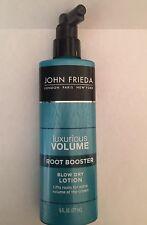 John Frieda Luxurious Volume Root Booster Blow Dry Lotion - 6 oz