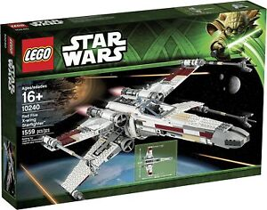 Lego 10240 Star Wars Red Five X-wing Starfighter