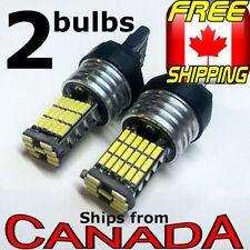 2x  7440 / 7443 Bright Cool White LED Bulbs