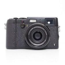Fujifilm X Series X100T 16.3MP Point & Shoot Digital Camera Black *mint *tested