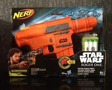 Star Wars Pistola De Nerf Blaster con sonidos Rogue capitán Cassian Andor