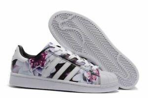 Adidas Superstar Fiori Di Loto Limited Edition Nuovo 36-44