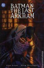 Batman The Last Arkham TPB #1-1ST FN 1992 Stock Image