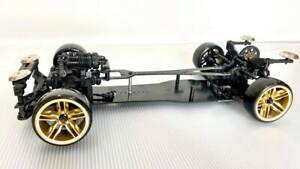 3Racing Sakura D5S Rwd 1/10 Scale Rc Drift Car Chassis Kit - New
