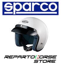 CASCO KART SPARCO MODELLO CLUB J1 BIANCO TAGLIA XS