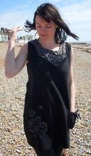 Vestiti da donna Hippie casual senza maniche