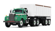 1st Gear 1:64 Mack B61 with dump trailer - Same scale as DCP