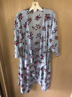 Women's Lularoe Floral Shirley Kimono Size L