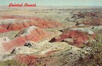 Postcard Painted Desert Arizona