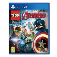 PlayStation 4 Lego Marvel Avengers (ps4) VideoGames