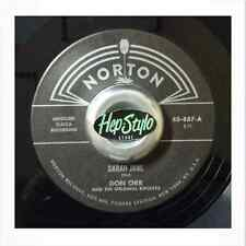 DON ORR/SONNY WALLACE RE- SARAH JANE - NORTON YUCCA SERIES 50/60s ROCKERS