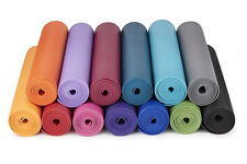 Alfombra Yoga Gimnasio Fitness Ejercicios Aeróbicos Pilates Colchoneta