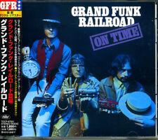 GRAND FUNK RAILROAD On Time (1969) Japan CD OBI TOCP-67001