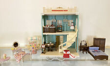 Bulk Sylvanian Families Delicious Restaurant, 2 Bed Furniture Sets, Candy Wagon