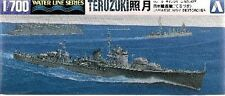 "DESTROYER JAPONAIS ""TERUZUKI"", 1942 - KIT AOSHIMA 1/700 n° 016763"