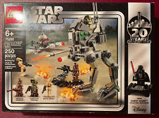 LEGO Star Wars 75261 Clone Scout Walker - 20th Anniversary Edition SEALED