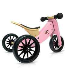 Kinderfeets KDF13.11 2-in-1 Tiny Tot Balance Bike - Pink