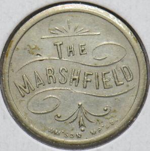 Minneapolis, MN 5 Cents Token The Marshfield 293140 combine shipping