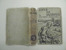 """Lions and Shadows"" by Christopher Isherwood. 1938 1st edition"