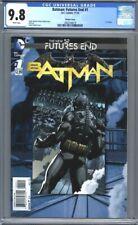 Batman: Futures End #1 Jason Fabok 2D Variant DC Comics 1st Print CGC 9.8