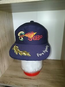VINTAGE CAP! Fire fighting