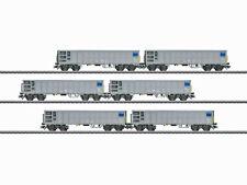 Märklin 46912 Güterwagenset Hochbordwagen FAS SBB 6x H0