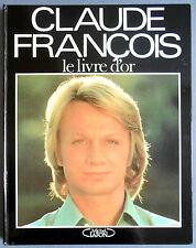 ►CLAUDE FRANCOIS LE LIVRE D'OR 1988