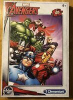Clementoni Marvel Avengers 100 Pieces Jigsaw Puzzle NEW & SEALED