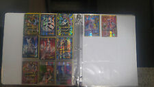Pokemon XY Breakthrough MASTER SET All EX Full Art Complete + IN ZIPFOLIO BINDER