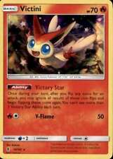 2x Pokemon Guardians Rising Victini 10/145 Holo Rare Card