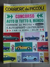 Corriere dei Piccoli n°24 1967 [G750]