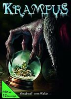 KRAMPUS (Emjay Anthony, Adam Scott, Toni Collette, Stefania Owen) DVD NEU