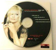 Marta Sánchez** – Soy Yo (Remixes) CD, Single, Promo