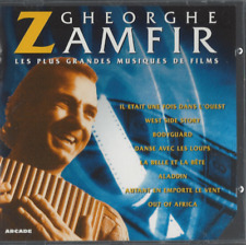 CD Gheorghe Zamfir Les Plus Grandes Music of Films 2886