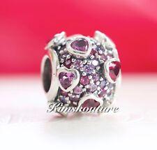 NEW! Authentic Pandora Explosion of Love Charm Valentine's Day 2018 #796555CZSMX