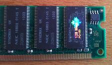NEC 128MB, PC133U-333-542, 133MHz DIMM 168-pin SDR SDRAM