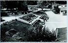 CP 58 NIEVRE - Saint-Honoré-les-Bains - Le parc de l'Etablissement Thermal
