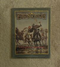 dungeons & dragons forgotten realms cyclopedia of the realms   book  vg