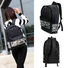 Fashion Women Ladies Backpack Canvas Rucksack College Leisure Rucksack Handbags