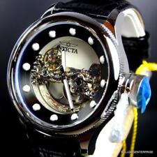 Invicta Russian Diver Ghost Bridge Automatic Silver Tone 24593 14212 Watch New