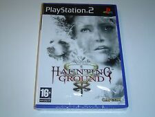 HAUNTING GROUND SONY PLAYSTATION 2 PAL *BRAND NEW*