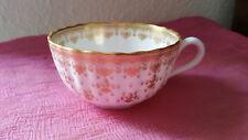 orig. Wedgwood Fleur De Lys Gold  1 Teetasse Top !!!