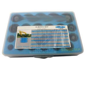 666PCS O Ring Box For Daewoo Doosan DH55 DH130 DH220 DH300 DH225 421Ts