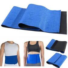 Slimming Body Sauna Wrap Weight Loss Fat Burn Cellulite Stomach Tummy Waist Belt