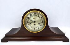 ANTIQUE HERSCHEDE Tambour Mantle Clock. Westminster+Canterbury. GRAND PRIZE 1915