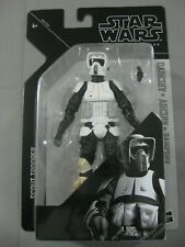STAR WARS SCOUT TROOPER THE BLACK SERIES ARCHIVE-HASBRO