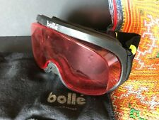 French Bolle' Ski Goggles in Soft Bag …beautiful gift item