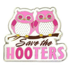 Breast Cancer Awareness: Save the Hooters