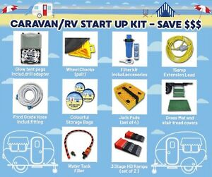 CARAVAN/MOTORHOME START-UP KIT