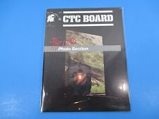 CTC Board Magazine (Railroads Illus.) April 1988 First Class Photo Section M4027